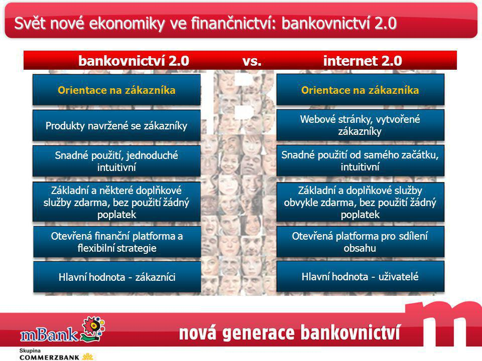 bankovnictví 2.0 vs. internet 2.0