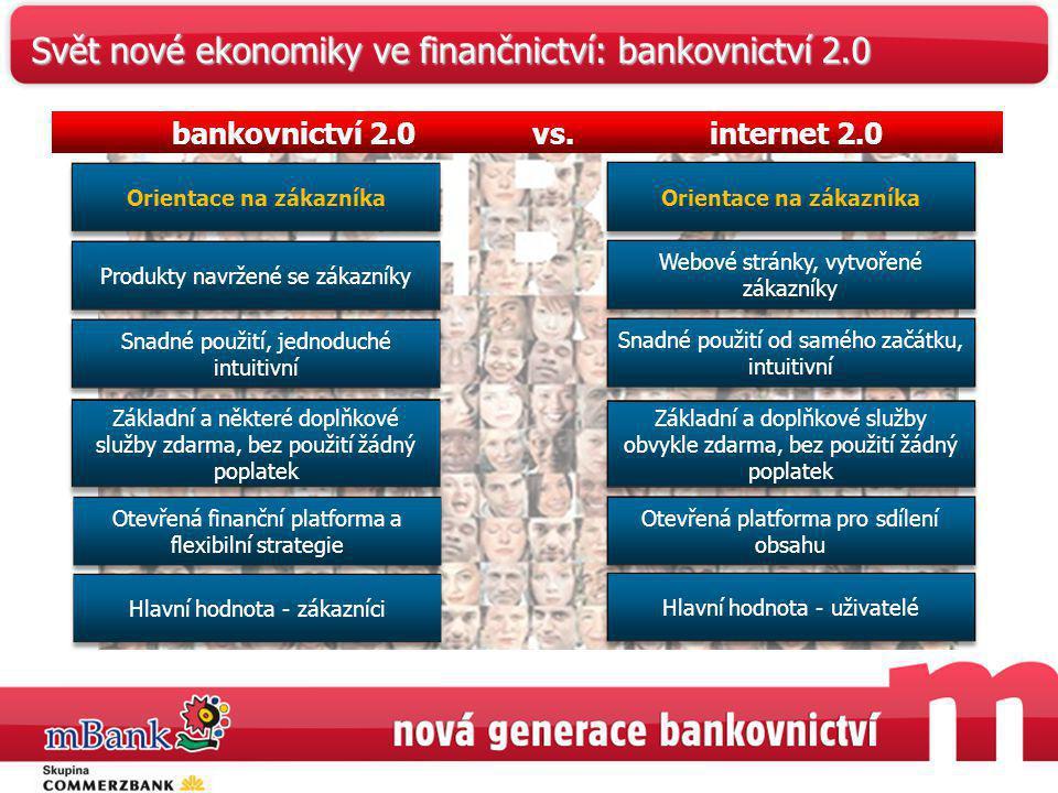 bankovnictví 2.0 vs. internet 2.0