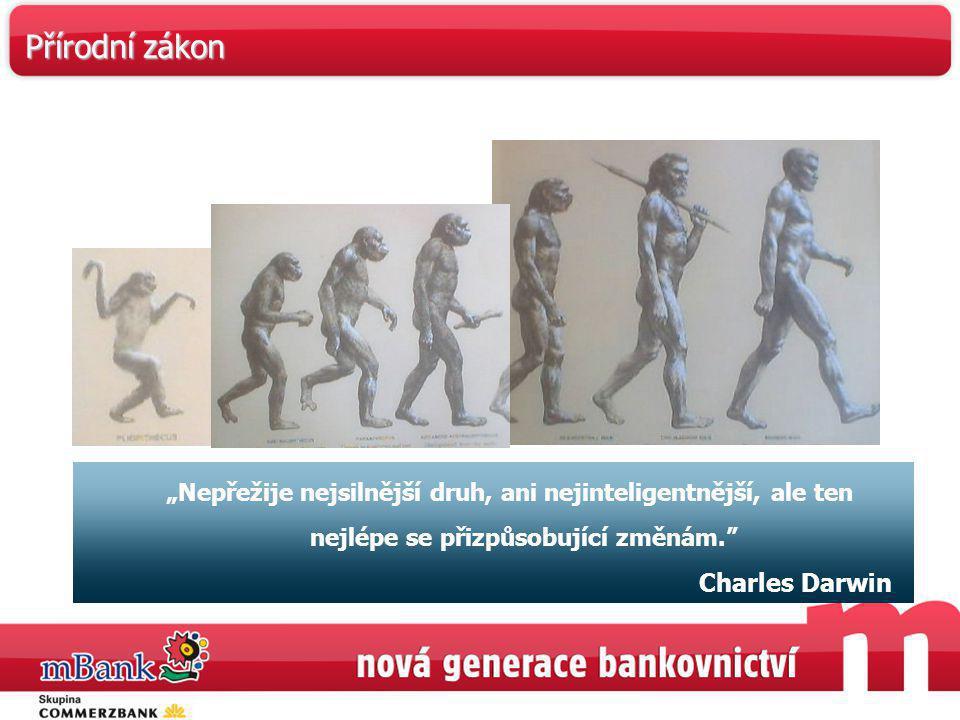 Přírodní zákon Charles Darwin