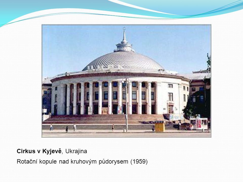 Cirkus v Kyjevě, Ukrajina