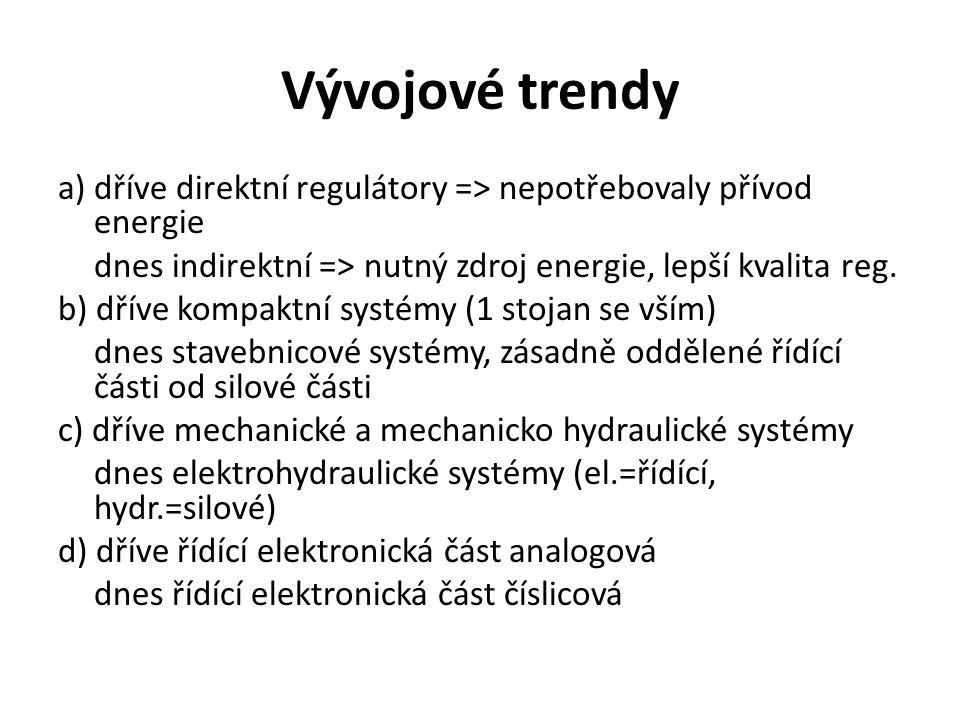Vývojové trendy