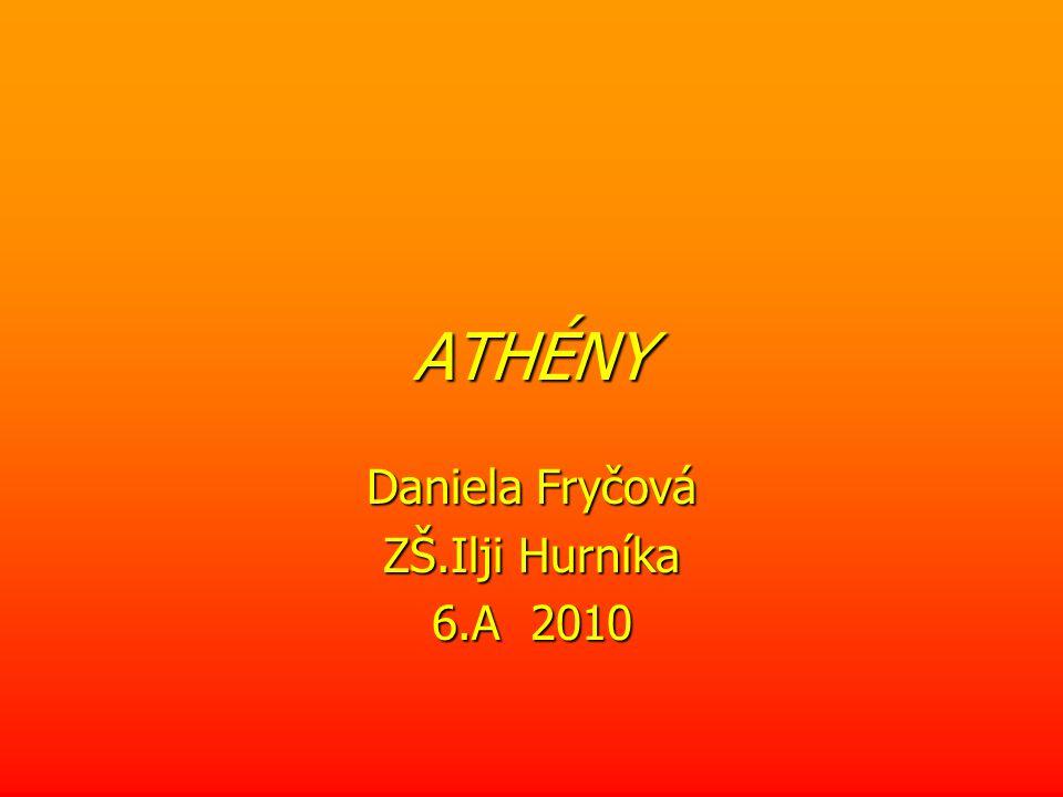 Daniela Fryčová ZŠ.Ilji Hurníka 6.A 2010