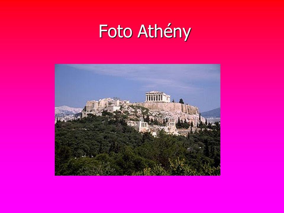 Foto Athény