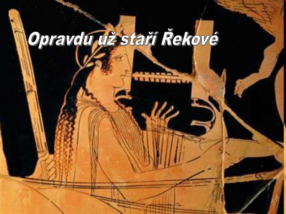 Opravdu už staří Řekové