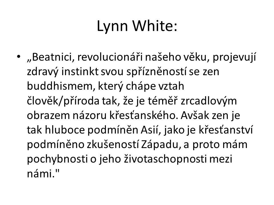 Lynn White: