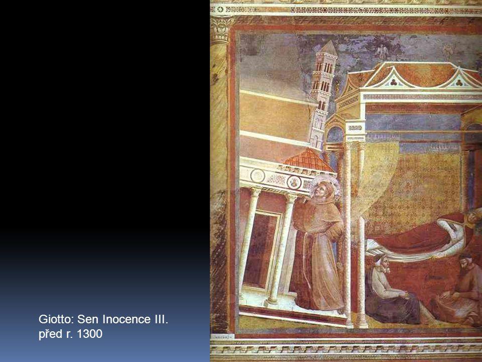 Giotto: Sen Inocence III.