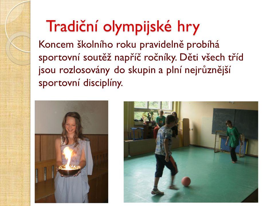 Tradiční olympijské hry