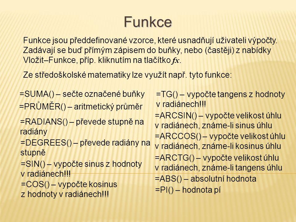 Funkce