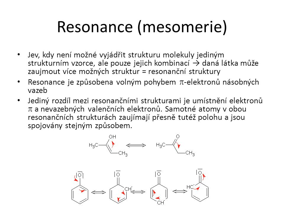 Resonance (mesomerie)