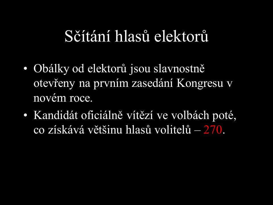 Sčítání hlasů elektorů