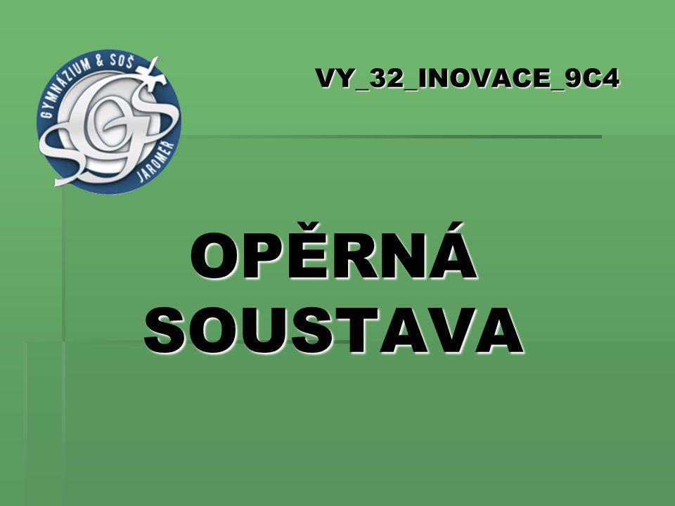 VY_32_INOVACE_9C4 OPĚRNÁ SOUSTAVA