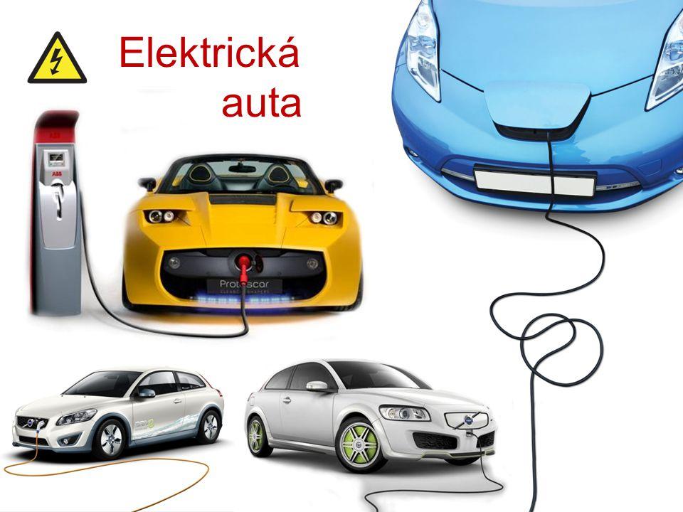 Elektrická auta