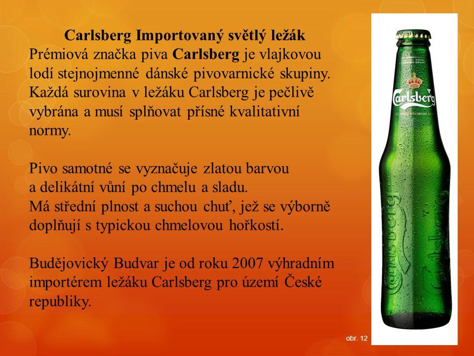 Carlsberg Importovaný světlý ležák