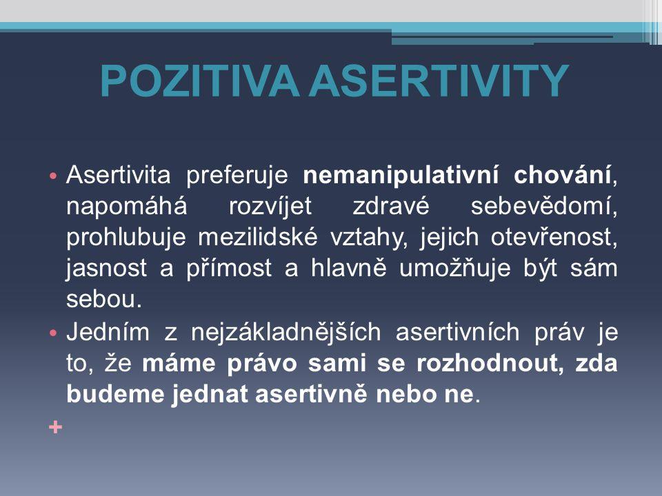 POZITIVA ASERTIVITY