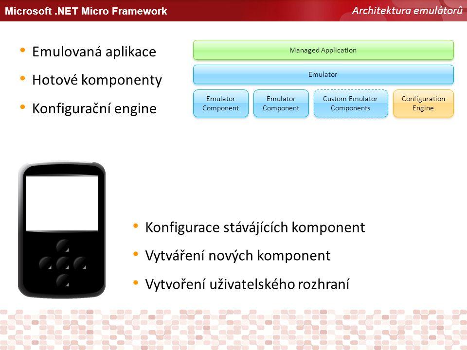 Custom Emulator Components
