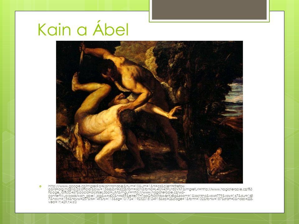 Kain a Ábel
