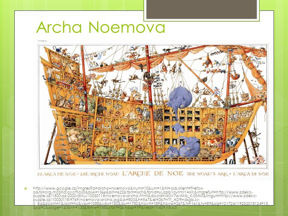 Archa Noemova
