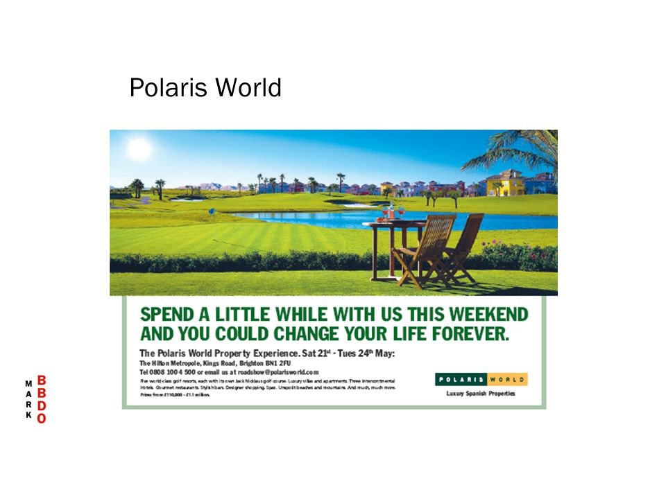 Polaris World