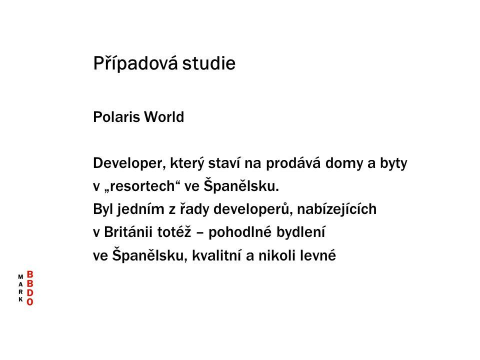 Případová studie Polaris World