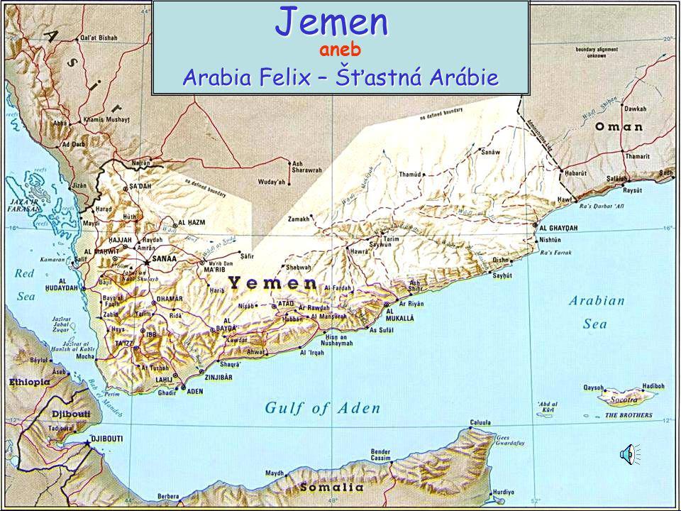 Arabia Felix – Šťastná Arábie