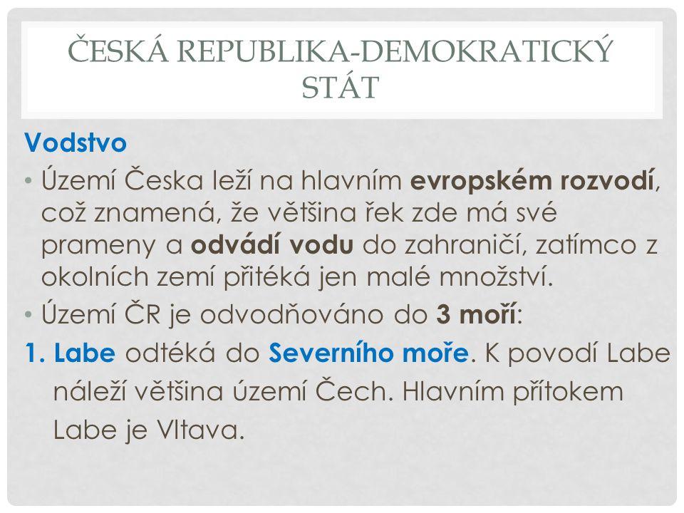 ČESKÁ REPUBLIKA-DEMOKRATICKÝ STÁT