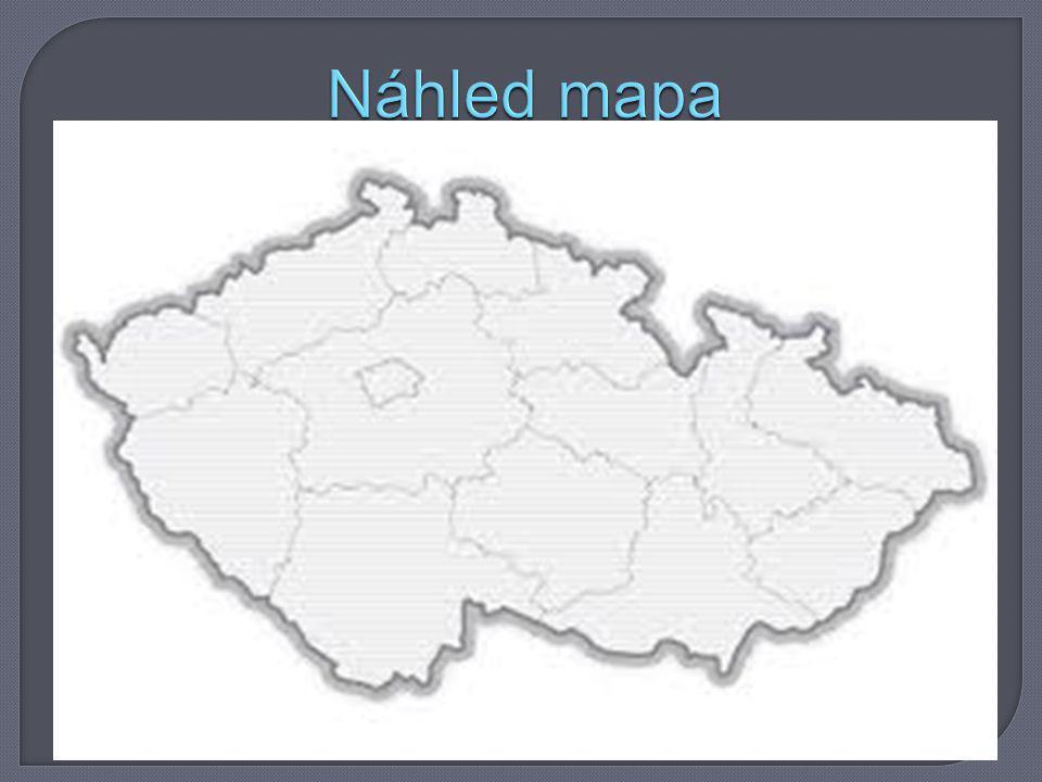 Náhled mapa