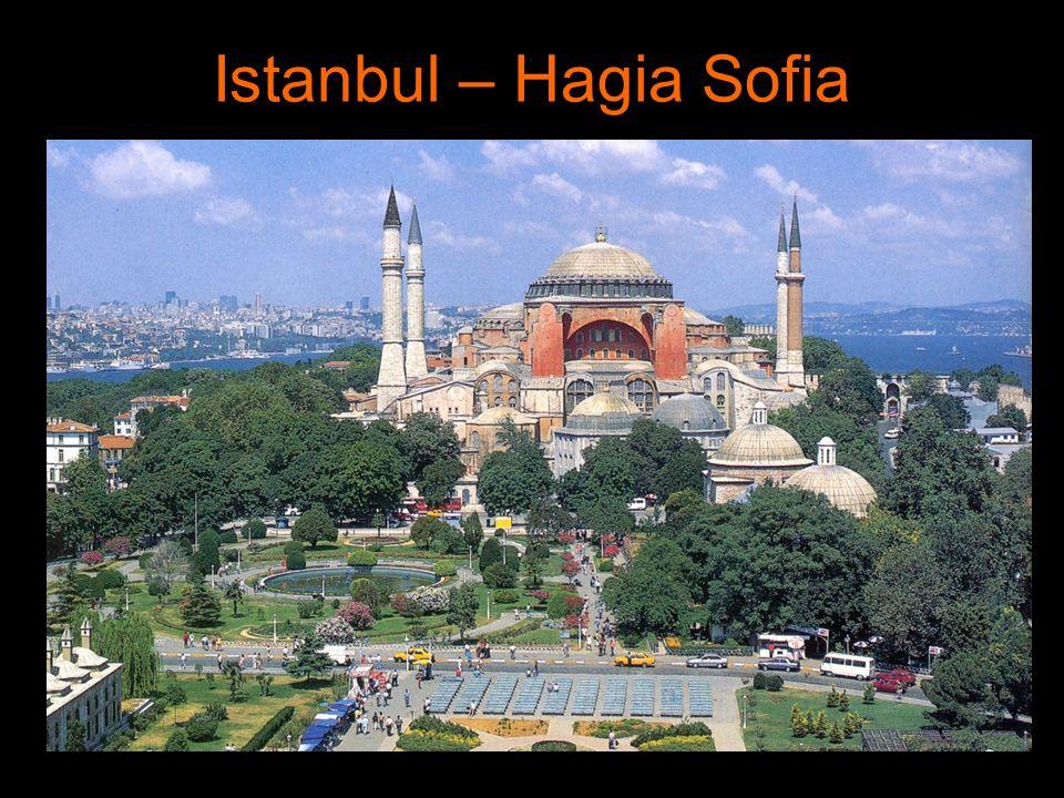Istanbul – Hagia Sofia
