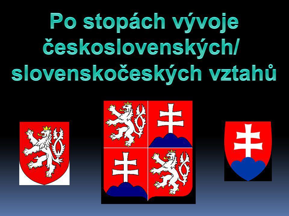 slovenskočeských vztahů