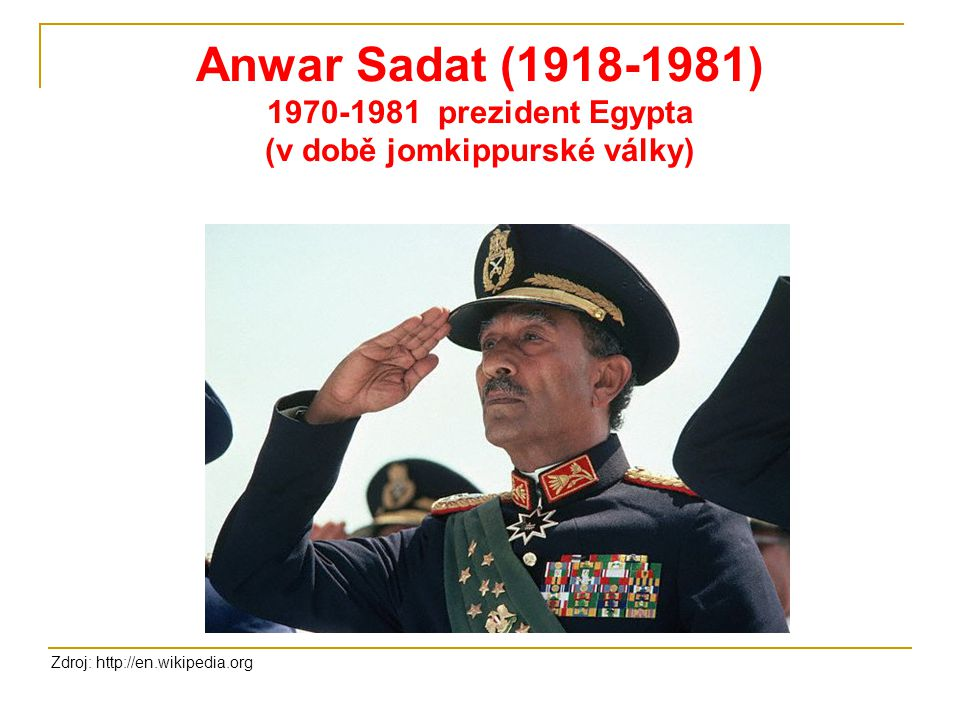 anwar sadats domestic and foreign policies were from 1970 to 1981 essay