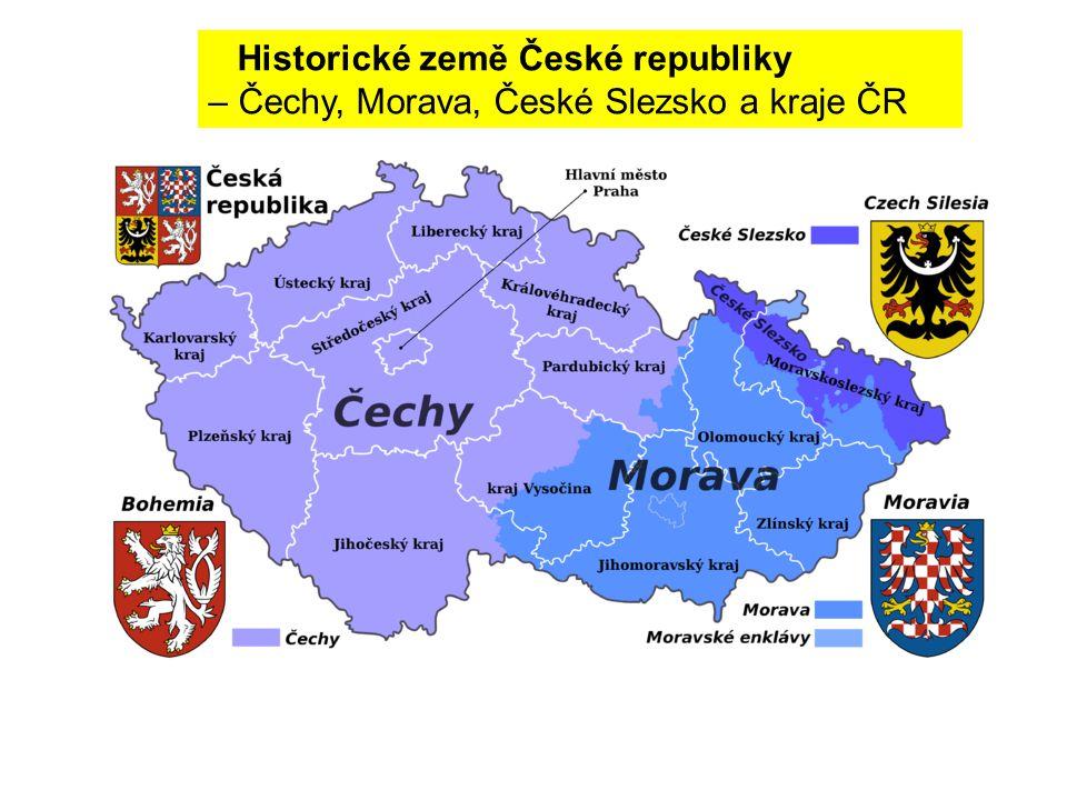 Historické země České republiky
