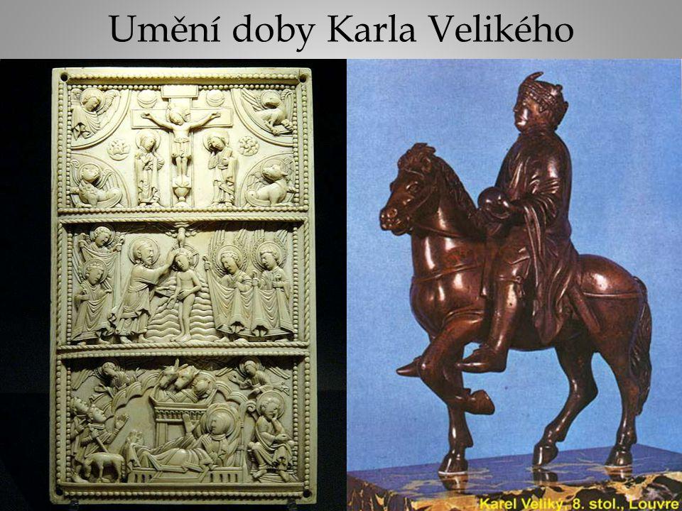 Umění doby Karla Velikého