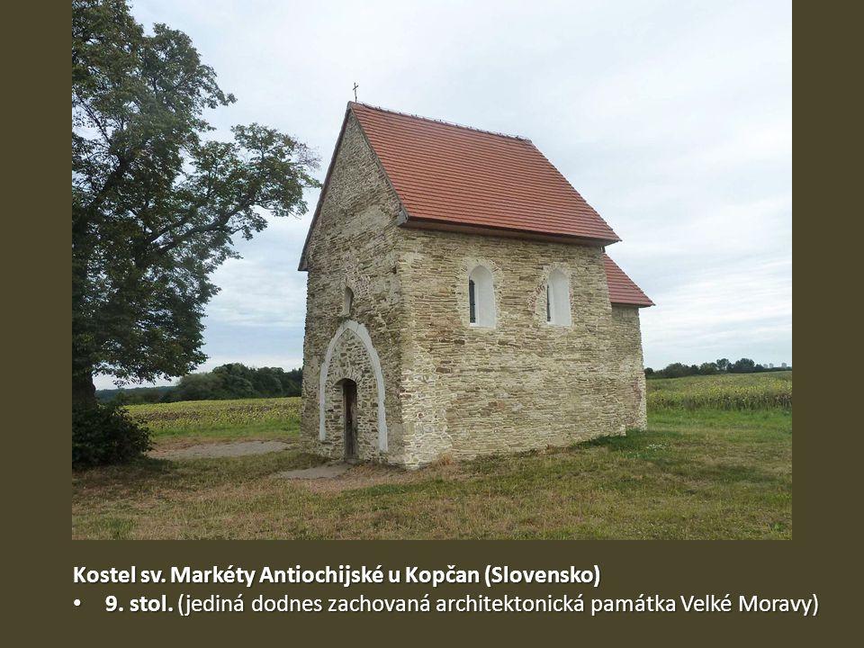 Kostel sv. Markéty Antiochijské u Kopčan (Slovensko)