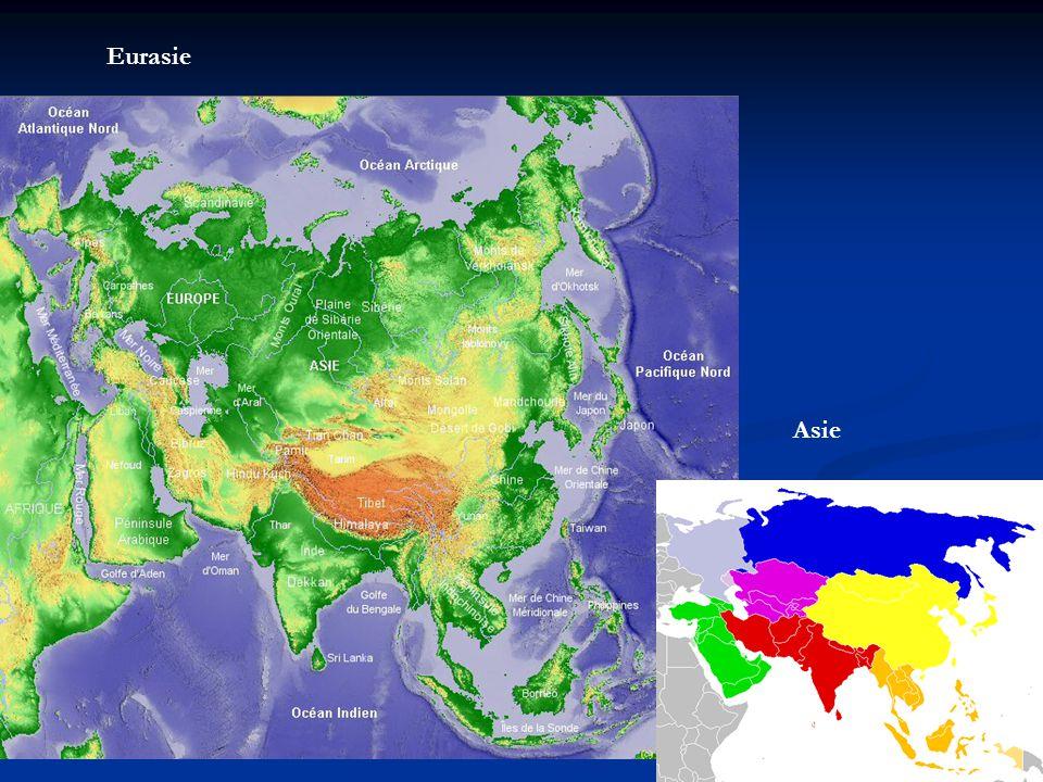 Eurasie Asie