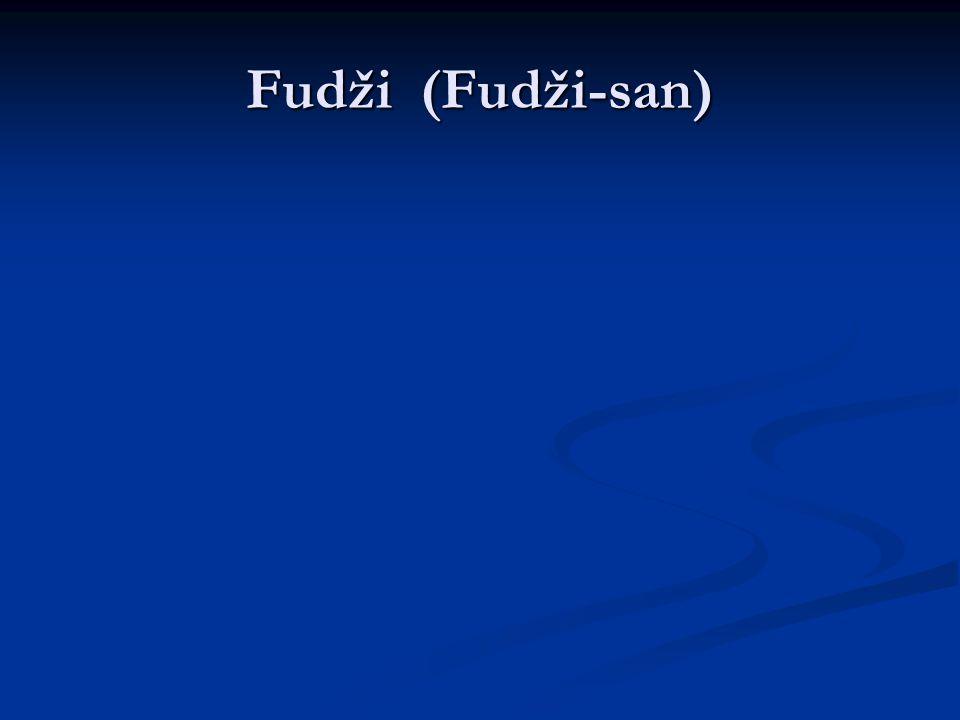 Fudži (Fudži-san)