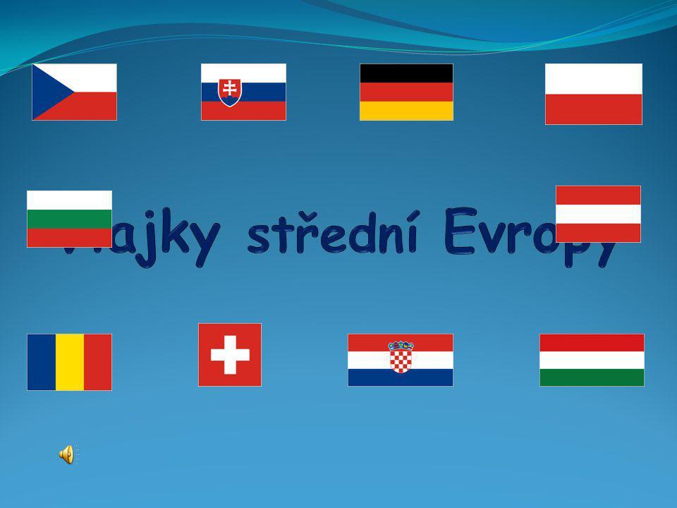 Vlajky střední Evropy
