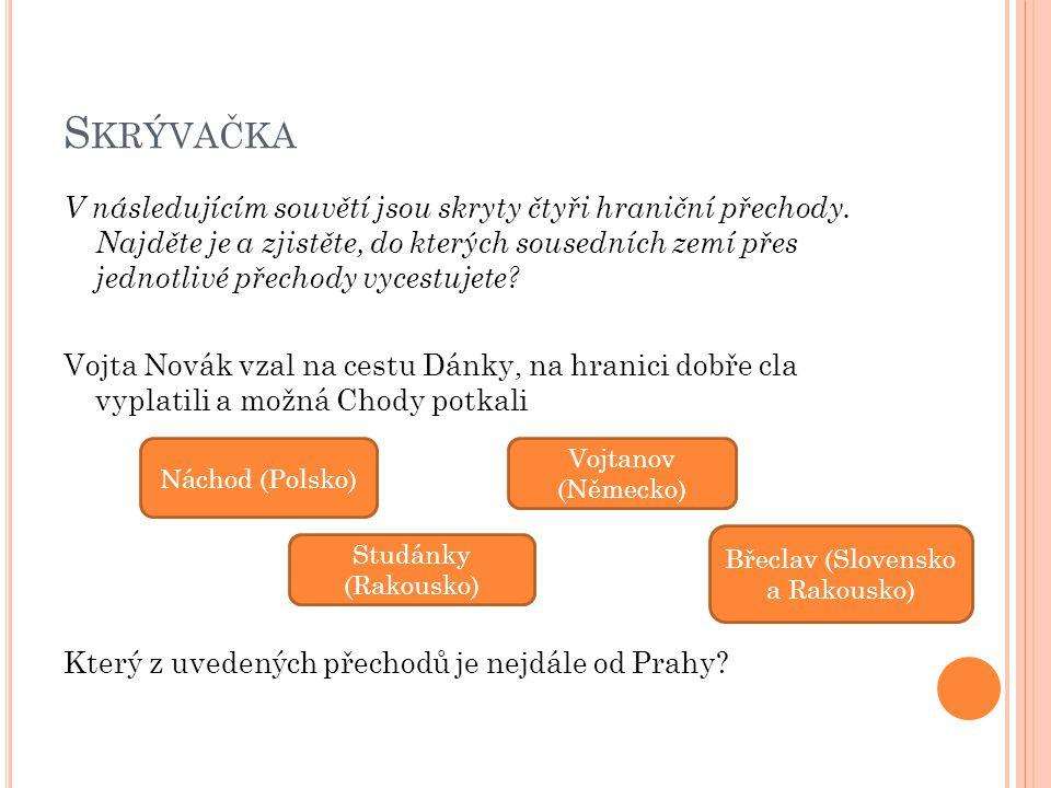Břeclav (Slovensko a Rakousko)