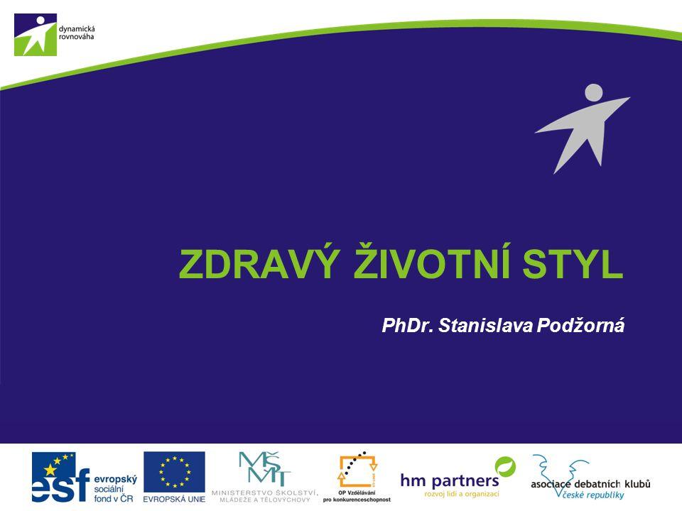 PhDr. Stanislava Podžorná