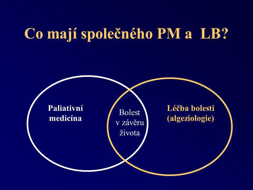 Co mají společného PM a LB