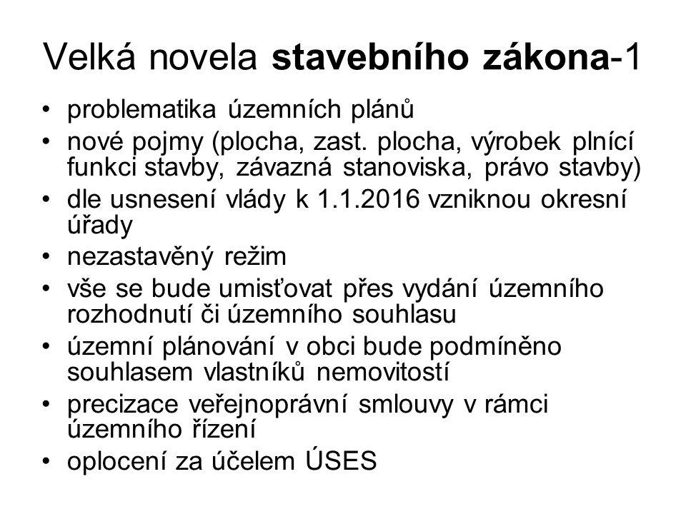Velká novela stavebního zákona-1
