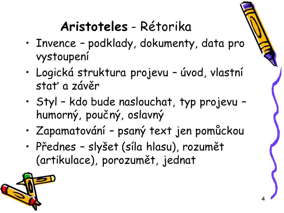 Aristoteles - Rétorika