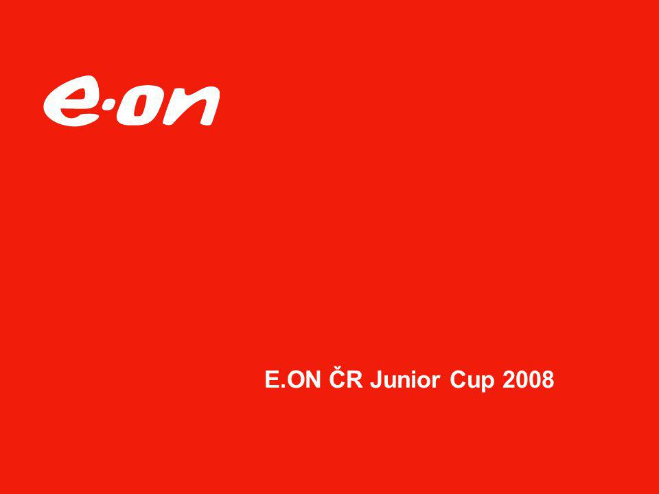 E.ON ČR Junior Cup 2008
