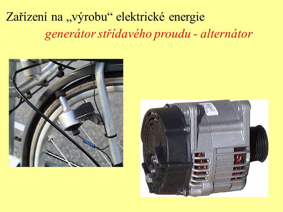 """Zařízení na """"výrobu elektrické energie"""