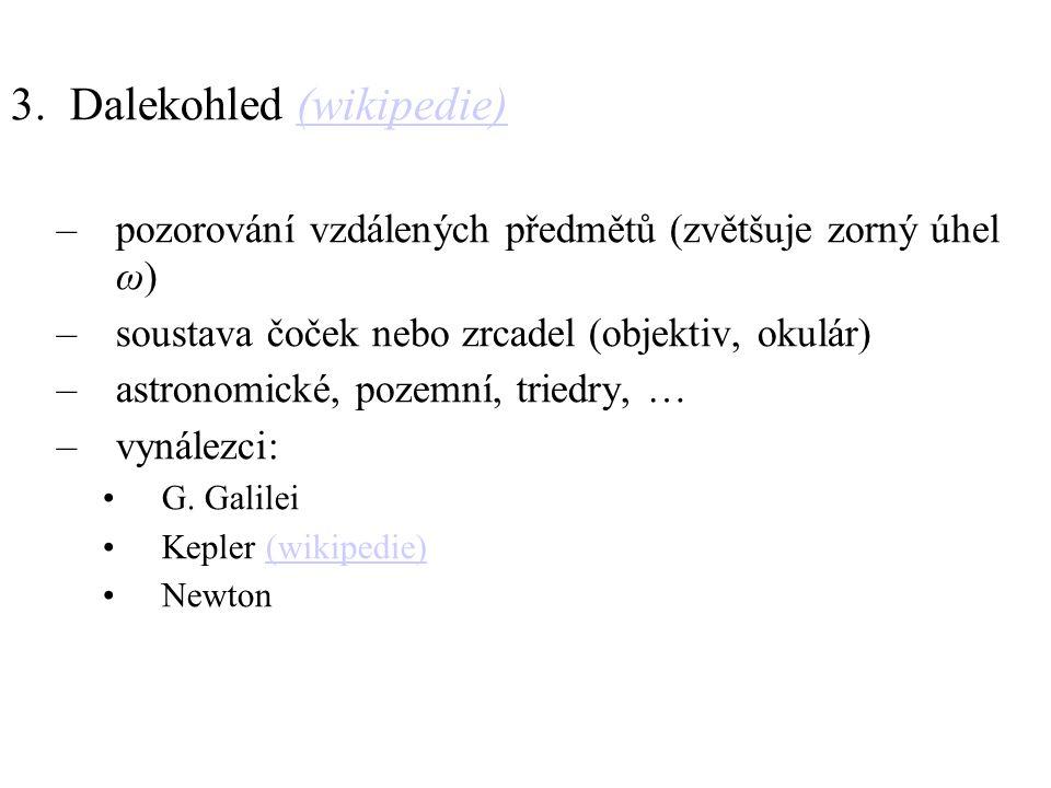 Dalekohled (wikipedie)