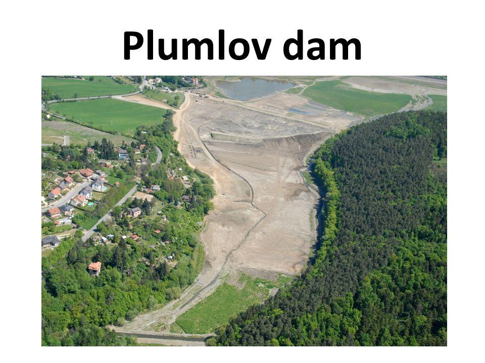 Plumlov dam