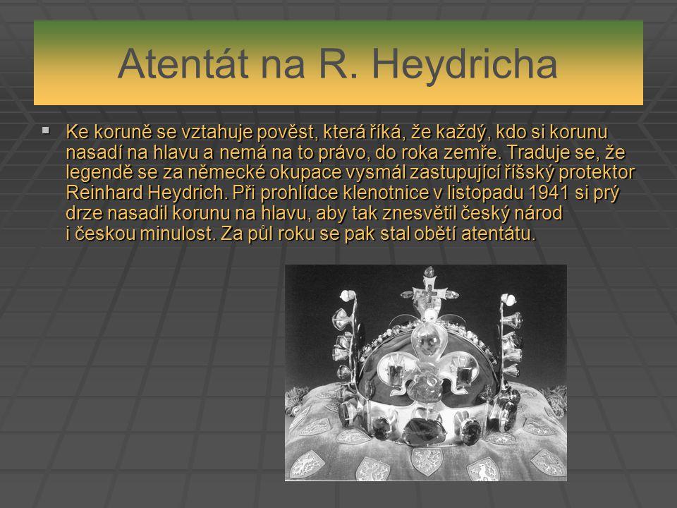 Atentát na R. Heydricha