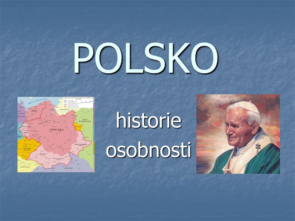 POLSKO historie osobnosti