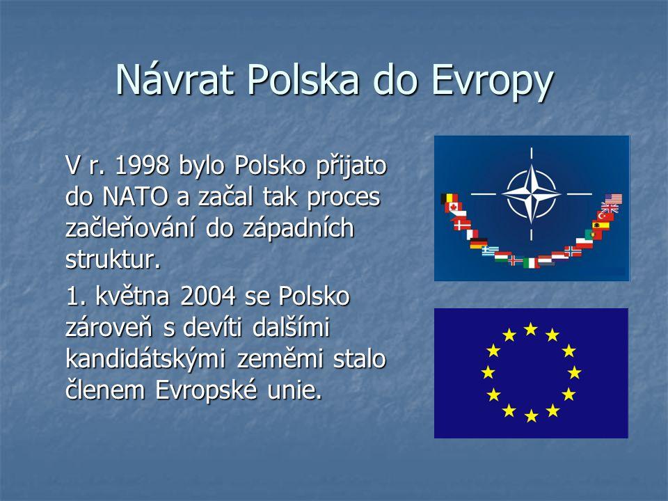 Návrat Polska do Evropy
