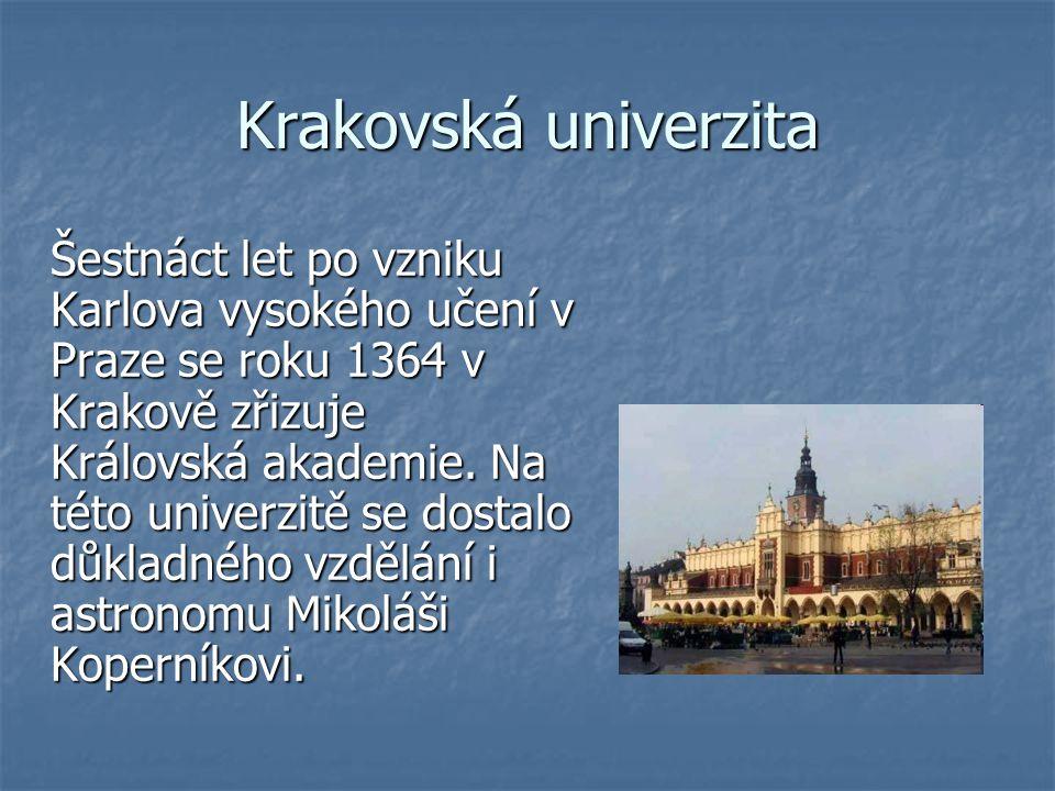 Krakovská univerzita