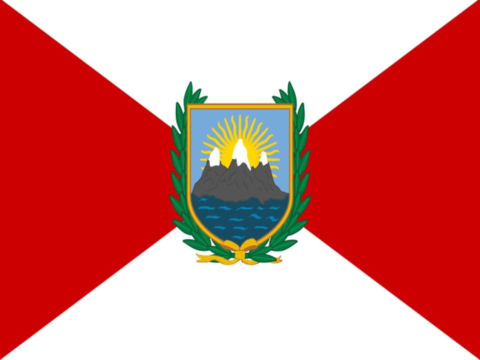 Národní vlajka Peru vytvořena San Martínem