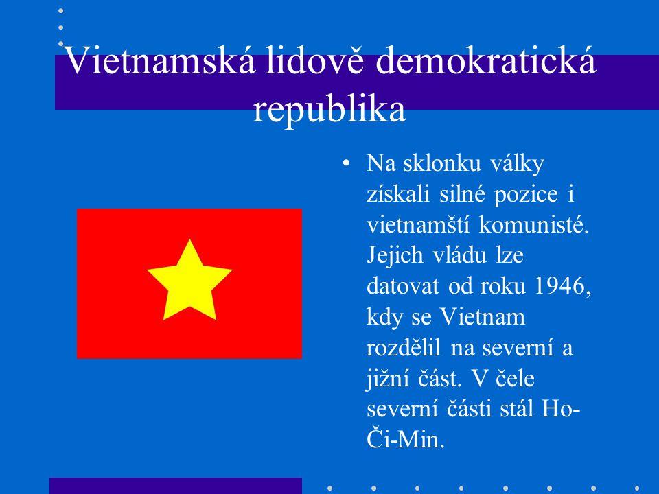 Vietnamská lidově demokratická republika